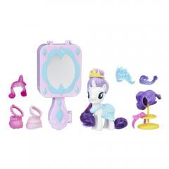 Hasbro My Little Pony E0711 Butik w lusterku i kucyk Rarity