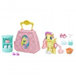 Hasbro My Little Pony E0712 Sklep odzieżowy dla kucyków - pegaz Fluttershy
