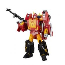 Transformers - Power of the Primes - Rodimus Prime 28 kroków E0902