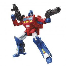 Transformers - Power of the Primes - Optimus Prime 33 kroki E1147