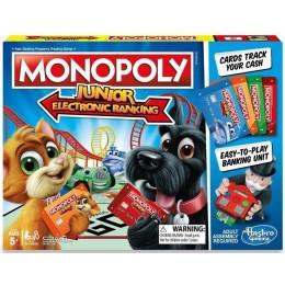 Hasbro Gra planszowa MONOPOLY Junior Banking E1842