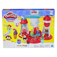 Ciastolina Play-Doh - Zakręcona lodziarnia 3w1 - E1935