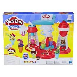 Ciastolina Play-Doh Kitchen Creations - Zakręcona lodziarnia 3w1 - E1935