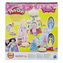 Ciastolina Play-Doh - Królestwo księżniczek Disneya - E1937