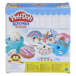 Ciastolina Play-Doh - Kuchnia - Pączki i ciasteczka E3344