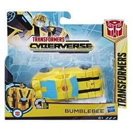 Transformers Cyberverse - Bumblebee - E3522 E3523