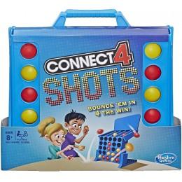 Hasbro – Gra zręcznościowa – Connect 4 Shots E3578