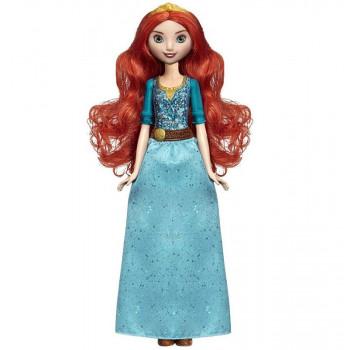 Hasbro Księżniczki Disneya - Lalka 25cm - Merida Waleczna E4164