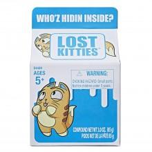 Lost Kitties E4459 Figurki kotki - niespodzianki z ciastoliną