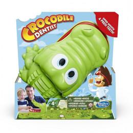 Hasbro - Gra zręcznościowa - Krokodyl u dentysty - E4898