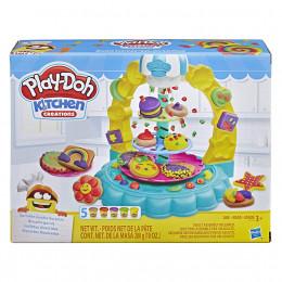 Ciastolina Play-Doh Kuchnia - Posypkowa wieża - Dekorowanie ciasteczek E5109
