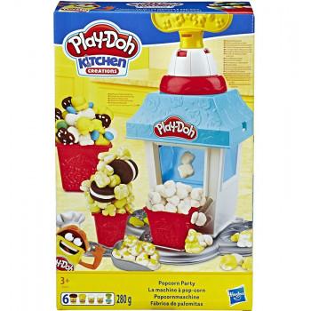 Ciastolina Play-Doh Kitchen Kuchnia - Popcornowa impreza - E5110