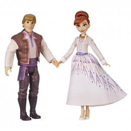 Hasbro – Kraina Lodu 2 – Anna i Kristoff Romantyczny 2-pak - E5502