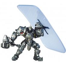 Hasbro Overwatch Ultimates - Wielka figurka akcji - Reinhardt z bronią E6389