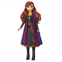 Hasbro – Kraina Lodu Frozen 2 – Anna w magicznej sukni – E7001 E6952
