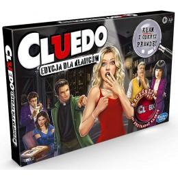 Hasbro – Gra strategiczna – Cluedo – edycja dla kłamców E9779