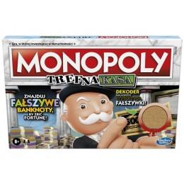 Hasbro – Gra Monopoly Trefna kasa – Wersja polska F2674