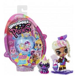 Hatchimals Pixies – Cosmic Candy – Jajko z lalką i zwierzątkiem – 6056539