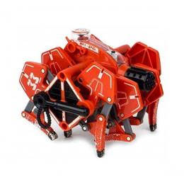 Hexbug - Laserowe starcie robotów - Tarantula czerwona - 409-4519