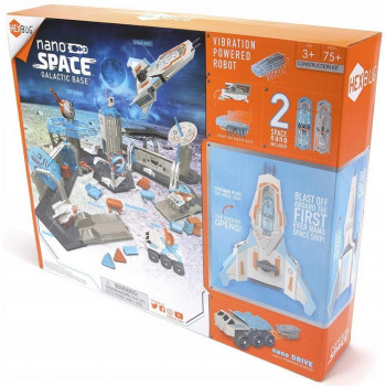 Hexbug Nano Space - Galaktyczna baza 417-6225
