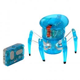 Hexbug Spider - Zdalnie sterowany pająk - Niebieski 451-1652