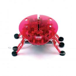 Hexbug Beetle - Żuczek na baterie - różowy 477-2865