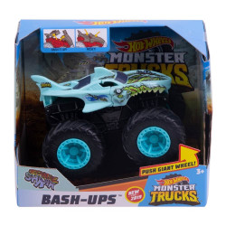 Hot Wheels – Monster Trucks Bash-Ups – Zombie Shark – GDR85
