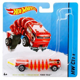 Hot Wheels - Samochodzik Mutant - Power Tread BBY85