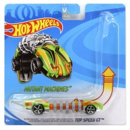 Hot Wheels – Mutant Machines – Top Speed GT BBY89
