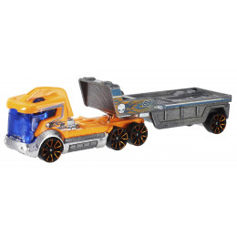 Hot Wheels - Track Stars - Transporter Racing Convoy BFM67