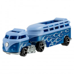 Hot Wheels - Transporter Custom Volkswagen Hauler - Track Stars CGJ45
