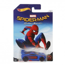 Hot Wheels - Spiderman - Power Rage - DWD14 DWD17