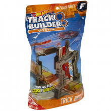 Hot Wheels - Akcesoria do rozbudowy - Trick Brick DXM48