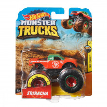 Hot Wheels – Monster Trucks Sriracha – GJF34