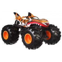 Hot Wheels - Tiger Shark - Monster Truck 1:24 - GCX21