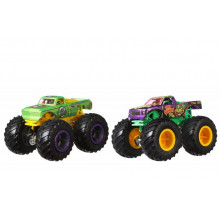 Hot Wheels – Monster Trucks - Dwupak pojazdów: A51 Control i Test Subject - GJF67