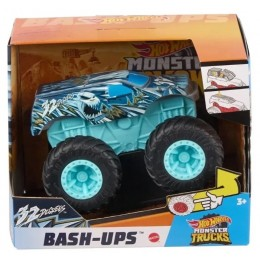 Hot Wheels – Monster Trucks Bash-Ups - 32 Degrees – GKD33