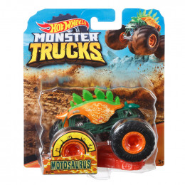 Hot Wheels - Monster Trucks -Motosaurus - FYJ44 GBT62