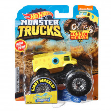 Hot Wheels - Monster Trucks - Spongebob - FYJ44 GBT38