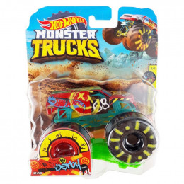 Hot Wheels - Monster Trucks - Dem Derloy - FYJ44 GBT63