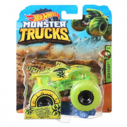 Hot Wheels - Monster Trucks - Shark Wreak - FYJ44 GBT55
