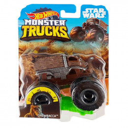 Hot Wheels - Monster Trucks - Chewbacca - FYJ44 GGT47