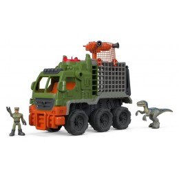Fisher Price Imaginex - Jurassic World - Transporter Dinozaurów FMX87