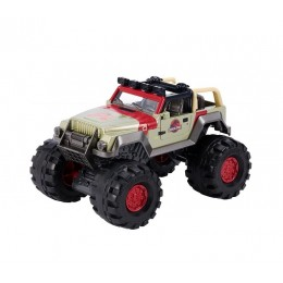 Jurassic World - Jeep Wrangler '93 1:24 - Matchbox FMY49