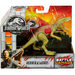 Jurassic World - Battle Damage - Herrerasaurus FNB34