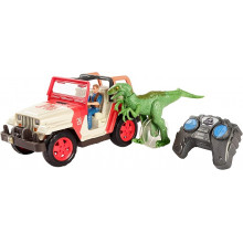 Jurassic World - Atak Raptora - Jeep Wrangler RC - FNH12