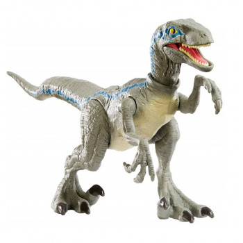 Jurassic World – Savage Strike Figurka Velociraptor Blue – GFG67