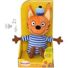 Kot-O-Ciaki Kid-E-Cats - Maskotka z dźwiękiem - Cookie - 35060