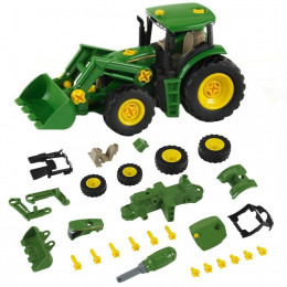 Klein John Deere – Traktor do skręcania – 3903