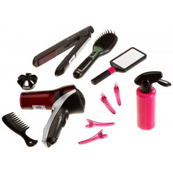 Klein Braun Satin Hair – Mega zestaw fryzjerski – 5873